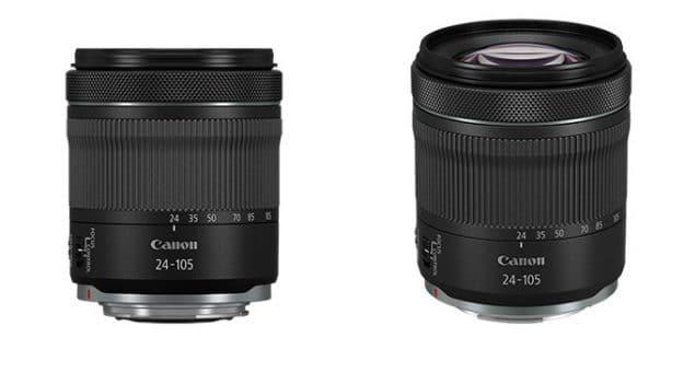 Canon annonce 9 nouveaux objectifs en monture RF pour 2020