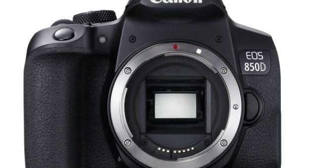 Canon EOS 850D : prix et caractéristiques du nouveau reflex APS-C