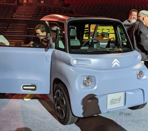 Ami : la voiturette électrique de Citroën débarque à la Fnac