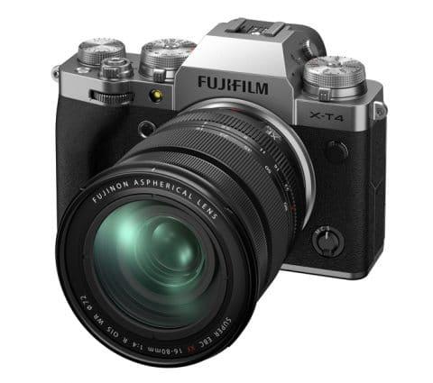 Fujifilm X-T4 : la stabilisation en plus