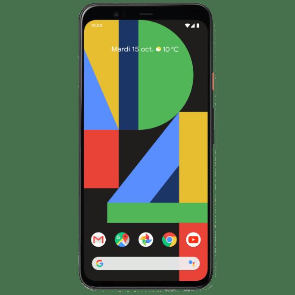 test Google Pixel 4 XL