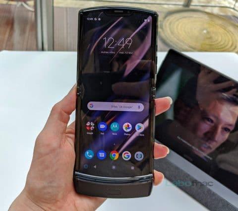 Motorola Razr : un nouveau modèle compatible 5G à découvrir le 9 septembre ?