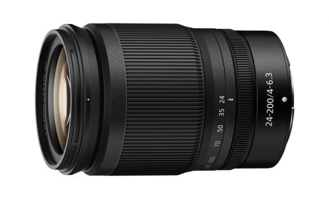 Nikkor Z 24-200 mm f/4-6,3 VR