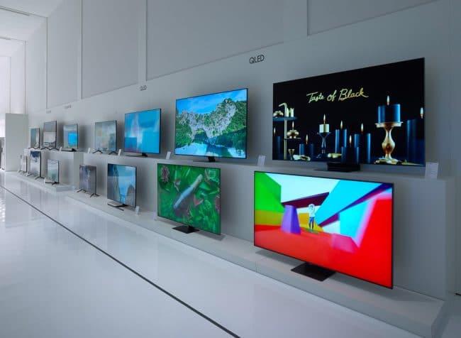 Samsung QLED 2020