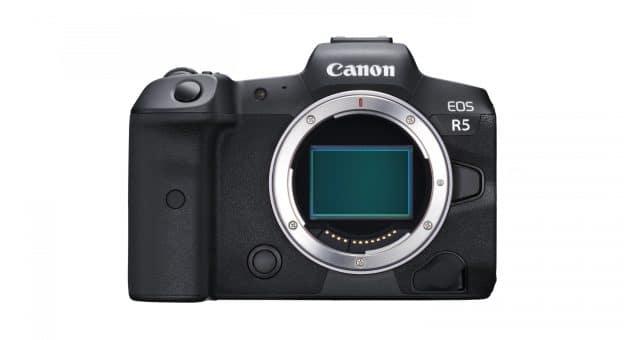 Canon prépare son hybride EOS R haut de gamme : le R5