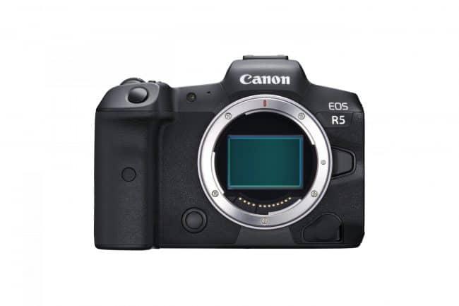 Canon EOS-R5