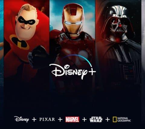 Disney+ : son lancement repoussé en France à cause de la pandémie de coronavirus