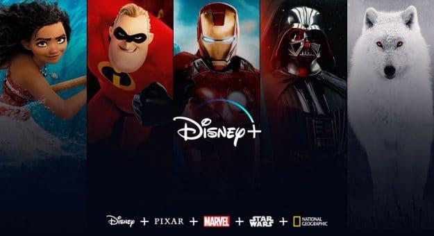 Disney+ revendique près de 30 millions d'abonnés en trois mois