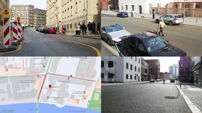 © Simon Weckert/Google Maps Hacks