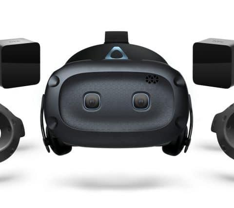 Vive Cosmos : HTC décline son casque de VR modulaire avec les packs Elite et Play