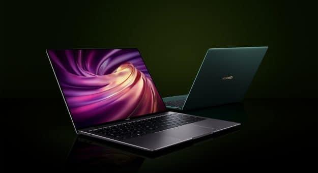 Huawei annonce les MateBook X Pro 2020 et MatePad Pro