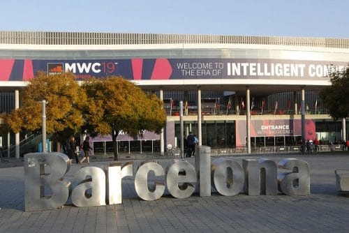 bandeau C'est officiel, le Mobile World Congress 2020 est annulé