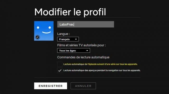 Netflix autoplay