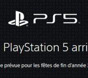 PlayStation 5 : Sony lance un site dédié à sa future console