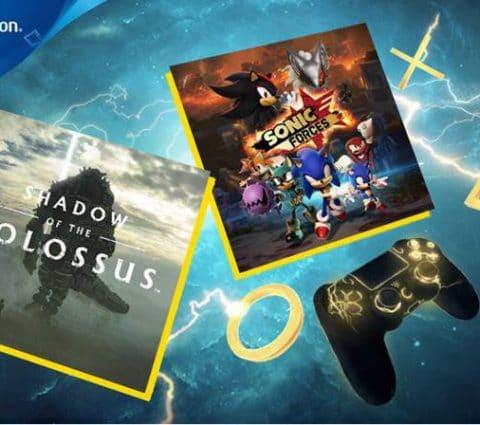 PlayStation Plus : les jeux gratuits du mois de mars 2020