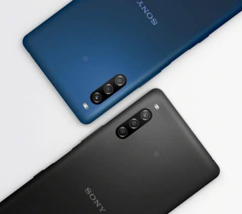 Sony Xperia L4 : l'entrée de gamme passe au format 21:9