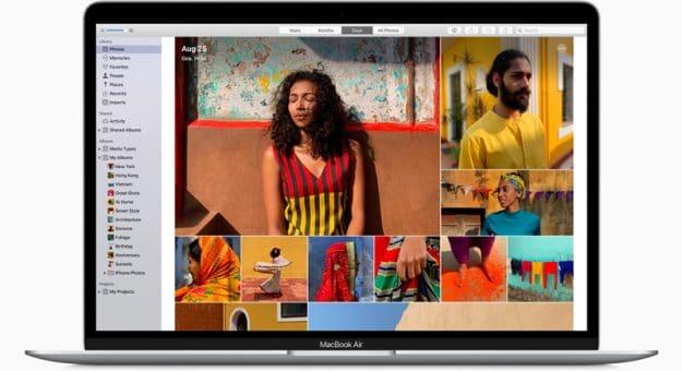 Apple MacBook Air : Intel Core de 10e génération et Magic Keyboard pour 2020