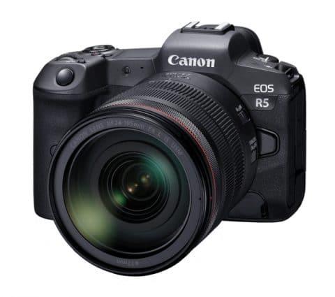 Canon EOS R5 : après l'annonce de son développement, Canon détaille ses caractéristiques