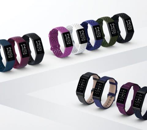 Fitbit Charge 4 : un vrai GPS et un fonctionnement plus autonome