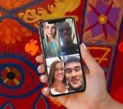 Visioconférence : pendant le confinement, les téléchargements d'apps mobiles explosent