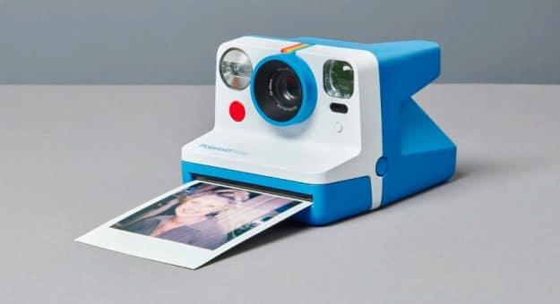 Polaroid Now : Polaroid Originals dote son instantané d'un autofocus