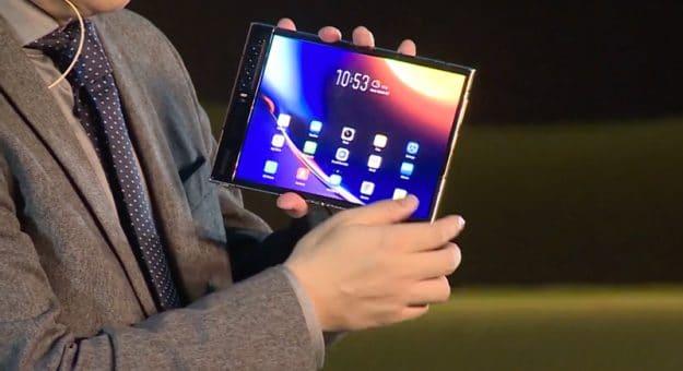 Flexpai 2 : Royole remet le couvert avec son nouveau smartphone 5G à écran flexible