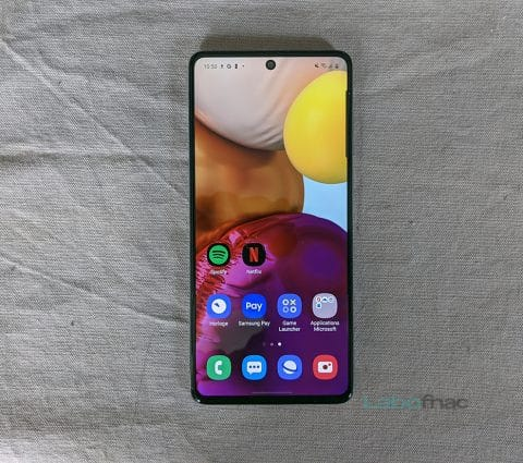 Smartphones : Samsung reste le leader icontesté en Europe
