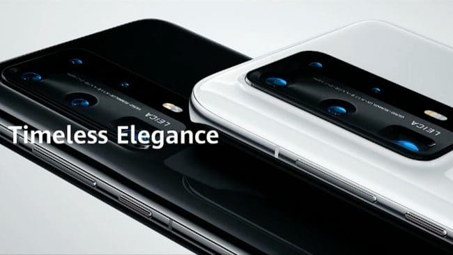© Capture d'écran / Huawei