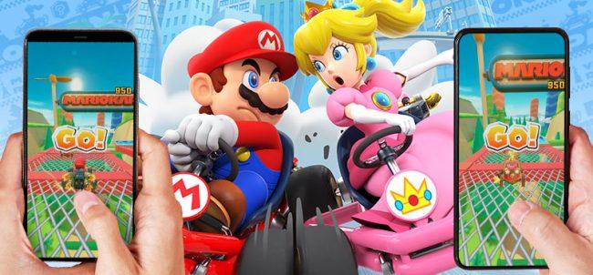 Nintendo Mario Kart Tour