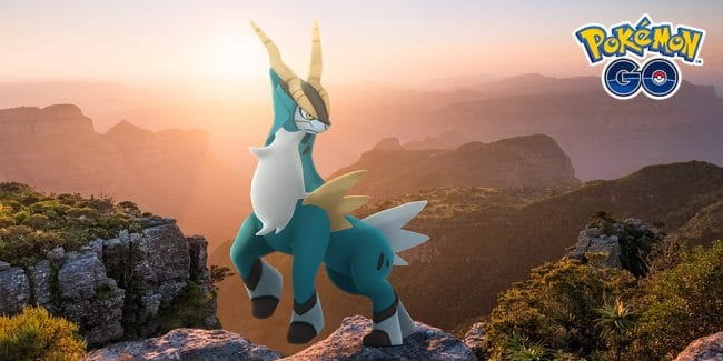 Cobaltium dans Pokémon GO