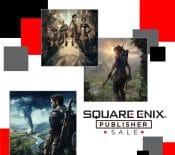 Le plein de promos Square Enix pour passer le temps sur Nintendo Switch et Xbox One/360