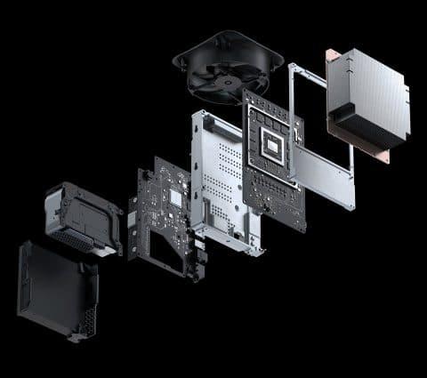 Xbox Series X : Microsoft détaille les caractéristiques de sa prochaine console