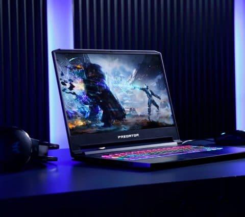 Nitro 5 et Predator Triton 500 : Acer rafraîchit ses PC gaming avec des Intel Core de 10e génération