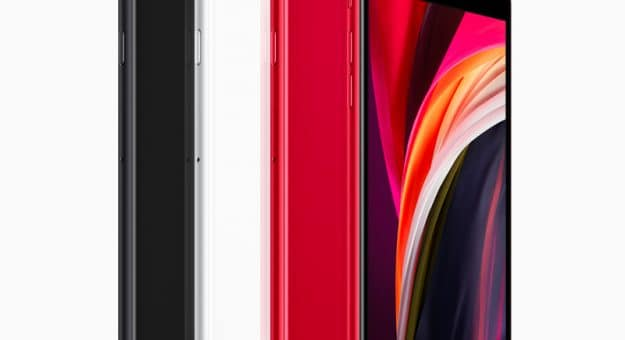 Bon Plan (Black Friday) – 40 € de réduction sur les iPhone SE 2020