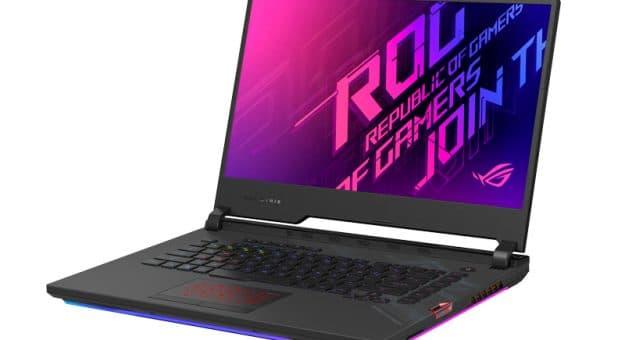 Asus ROG Strix Scar 15 G532 et Scar 17 G732 : des écrans 300 Hz sur des PC portables