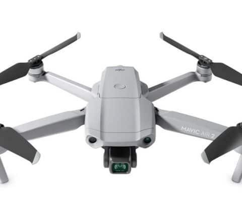 DJI Mavic Air 2 : une vraie montée en gamme pour ce nouveau drone compact
