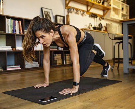 Confinement – 5 applications gratuites pour faire du sport chez soi