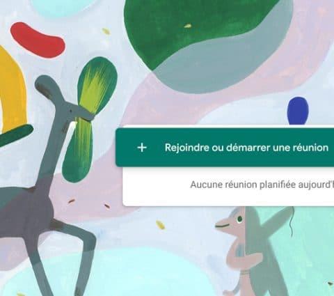 Google Meet est désormais disponible pour tous et gratuitement