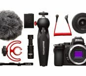 Nikon lance un kit pour vlogueurs avec son Z50, une optique et des accessoires
