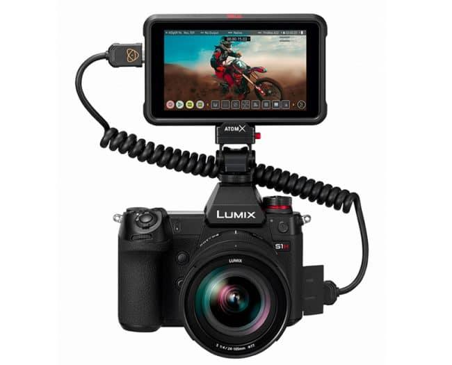 Panasonic Lumix S1H Atomos