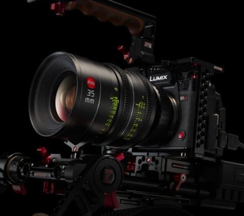 Panasonic Lumix S1H : mise à jour 2.0