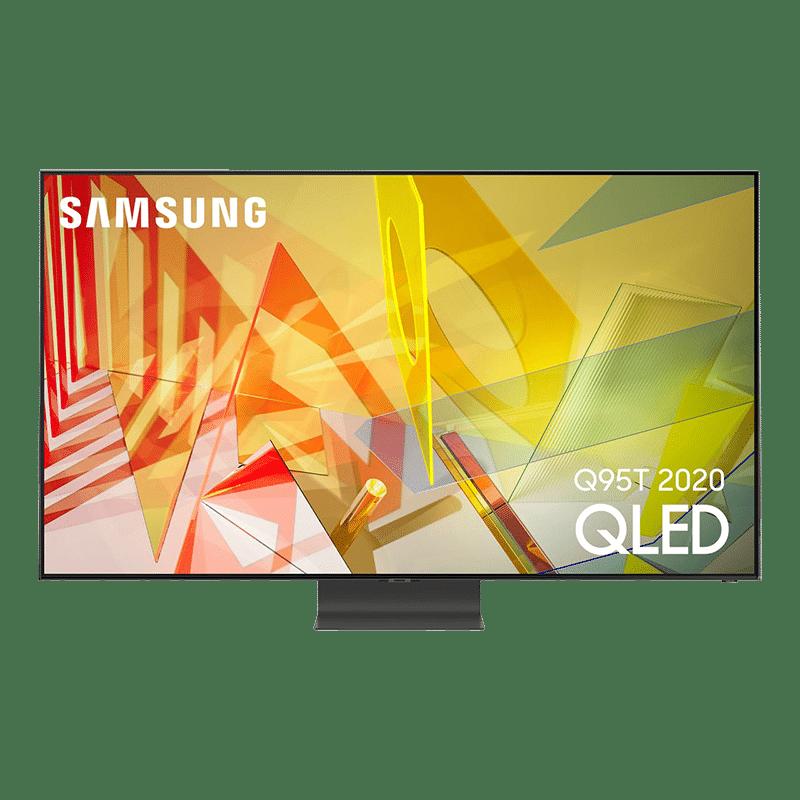 test Samsung QE55Q95T
