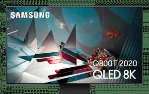 Test Labo du Samsung QE65Q800T : la 8K toujours mise en valeur par le QLED