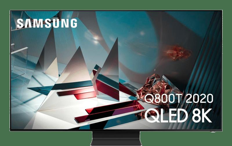 test Samsung QE65Q800T