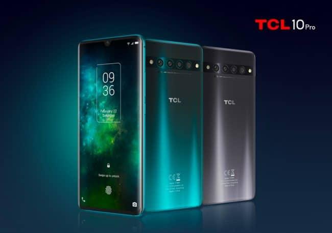 Le TCL 10 Pro © TCL
