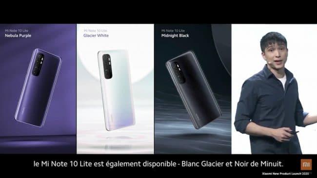 © Capture d'écran / Xiaomi