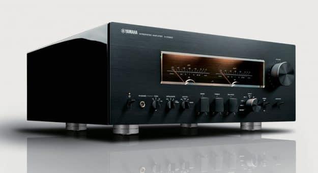 Yamaha présente ses nouveaux amplis, les A-S1200, A-S2200 et A-S3200