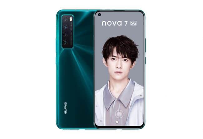 Huawei Nova 7 © Huawei