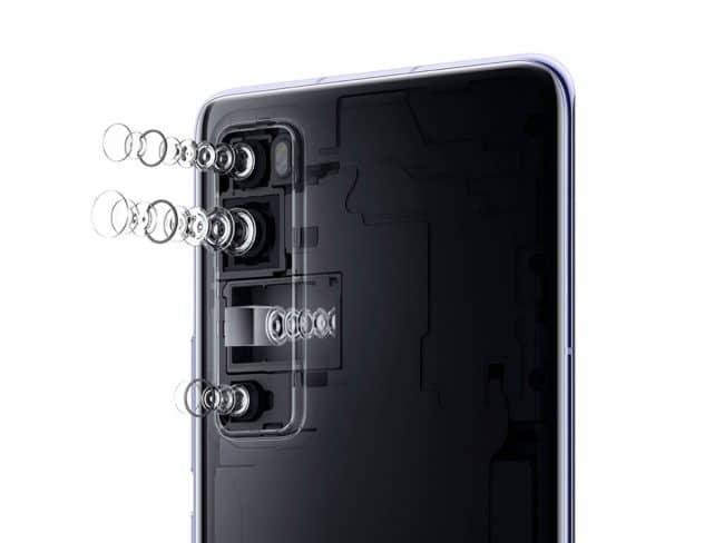 Huawei Nova 7 Pro © Huawei
