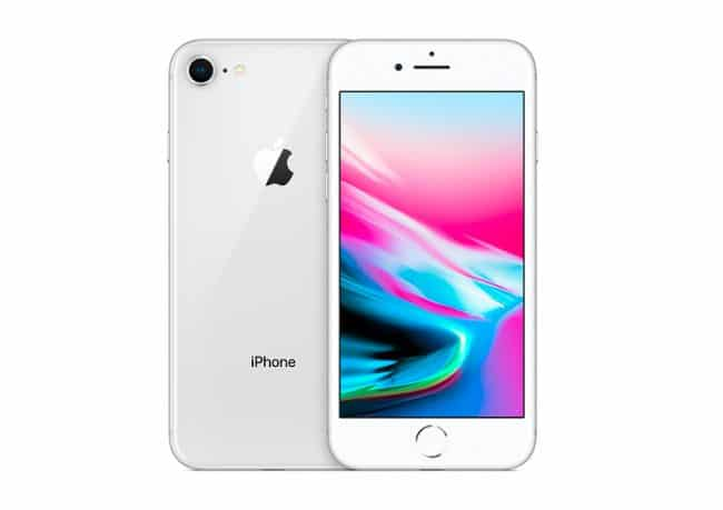 L'iPhone 8 © Apple